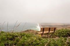 Seashore соотечественника Reyes пункта Стоковое фото RF