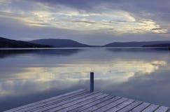 Спокойные воды Стоковые Изображения