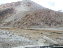 Спокойные горы северной Индии Стоковые Изображения RF