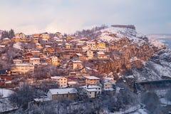 Спокойный взгляд города Сараева стоковые фото