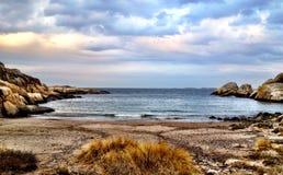 Спокойный залив Стоковое Изображение RF
