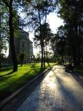 спокойствие дороги Стоковая Фотография RF