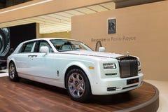Спокойствие 2015 фантома Rolls Royce Стоковые Фото