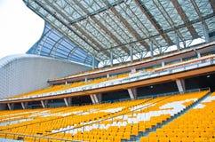 Спортзал в Гуанчжоу, фарфоре Стоковое Изображение