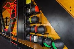 Спортзал для тренировок Стоковое Фото