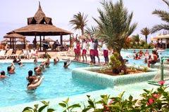 Спортзал Aqua стоковое изображение rf