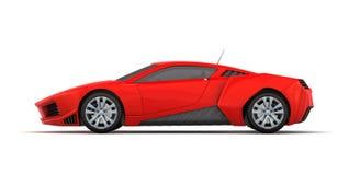 Спортивная машина Стоковая Фотография RF