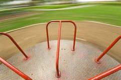 спортивная площадка оборудования Стоковые Фото