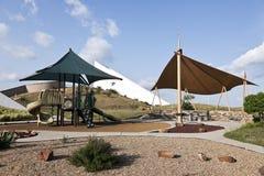 спортивная площадка пикника Стоковое фото RF