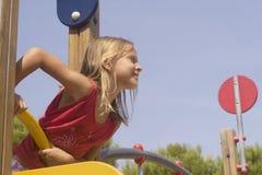 спортивная площадка ребенка Стоковая Фотография