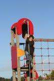 спортивная площадка ребенка Стоковое Изображение RF
