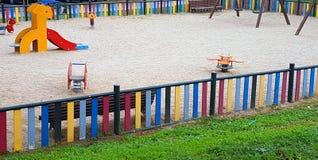 спортивная площадка урбанская Стоковые Фотографии RF