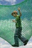 спортивная площадка Стоковая Фотография