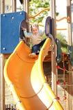 спортивная площадка малыша Стоковое Изображение RF
