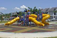 Спортивная площадка детей в Seremban стоковая фотография rf