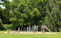Спортивная площадка на дети 2 Стоковые Изображения RF
