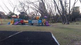 Спортивная площадка парка перепада Стоковая Фотография RF