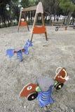 спортивная площадка природы Стоковое Фото