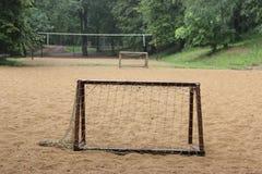 Спортивная площадка Стоковые Изображения