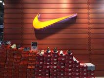 Nike стоковое изображение