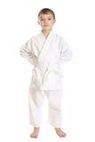 спортсмен мальчика Стоковое фото RF