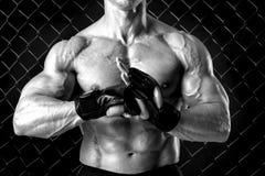 Спортсмен Muttahida Majlis-E-Amal Стоковое Изображение RF