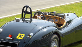 спорты автомобиля классицистические обратимые стоковое фото rf