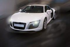 спорты автомобиля причудливые стоковое изображение rf