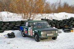 спорты автомобиля ретро стоковое фото rf