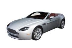 спорты автомобиля с откидным верхом автомобиля стоковое изображение rf