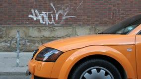 спорты автомобиля Стоковое фото RF