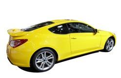 спорты автомобиля стоковое изображение rf