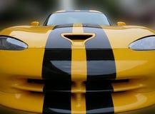 спорты автомобиля стоковое фото