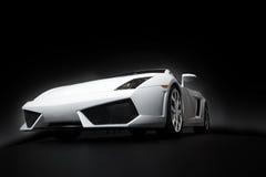 спорты автомобиля стоковое изображение