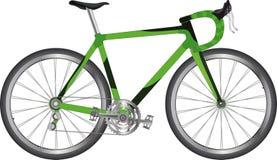 спорты велосипеда иллюстрация вектора