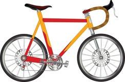 спорты велосипеда иллюстрация штока