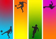спорты действия Стоковая Фотография RF
