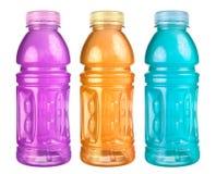спорты изолированные питьем установленные Стоковые Изображения RF