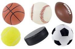 спорты оборудования Стоковые Фотографии RF