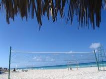 спорты пляжа Стоковые Фото