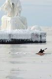 Спорты холода Extreame Стоковая Фотография