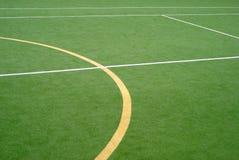 спорты школы поля стоковая фотография