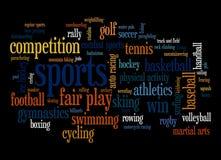 спорты Стоковое Фото