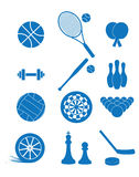 спорты Стоковые Фотографии RF