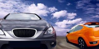 спорт автомобилей Стоковое Фото