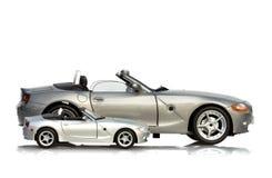 спорт автомобилей Стоковая Фотография