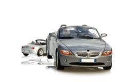 спорт автомобиля передний Стоковое Фото