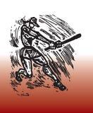 спорт бейсбола Стоковое Изображение