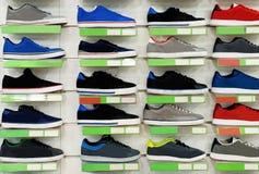спорт ботинок Стоковые Фото