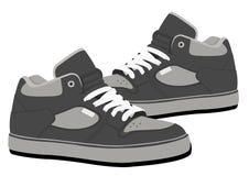спорт ботинок иллюстрация вектора